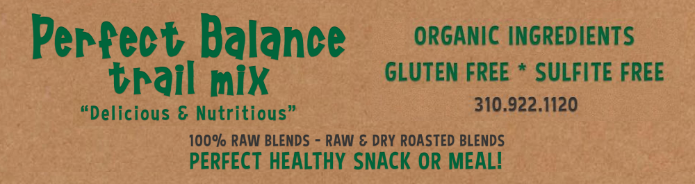 Perfect Balance Trail Mix